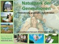 Naturpark der Generationen - Ministerium für Klimaschutz, Umwelt ...