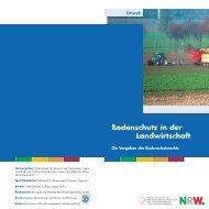 Bodenschutz in der Landwirtschaft - Ministerium für Klimaschutz ...