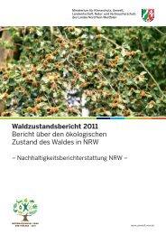 Waldzustandsbericht 2011 - Ministerium für Klimaschutz, Umwelt ...