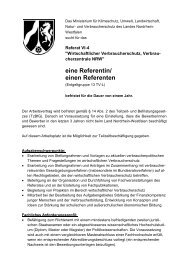 laden (PDF, 34 KB) - Ministerium für Klimaschutz, Umwelt ...