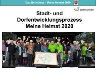Bad Berleburg – Meine Heimat 2020