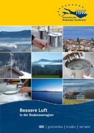 Bessere Luft in der Bodenseeregion (1219 kB, PDF)