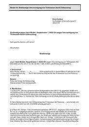 Verunreinigung von Trinkwasser durch Gülleaustrag (7 kB, PDF)