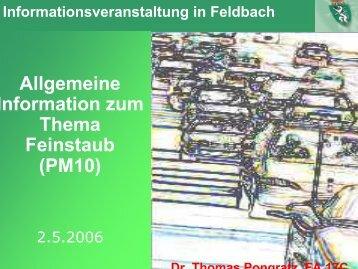 Info Feldbach