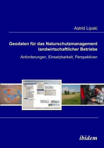 Download Kurzfassung - Institut für Umweltplanung - Leibniz ...