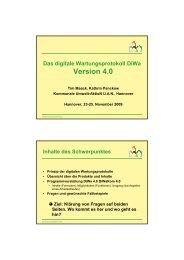 DiWa und DiWaKom (1,43 MB) - Die Kommunale Umwelt-AktioN UAN