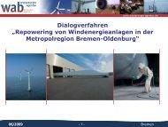 Workshop 3: wab (3,71 MB) - Die Kommunale Umwelt-AktioN UAN
