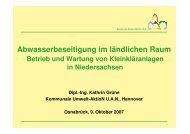 2007-10-10_08_Intern.. - Die Kommunale Umwelt-AktioN UAN