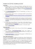 Neuigkeiten aus dem BUND-Projekt Vor Ort - Umweltbildung in der ... - Page 3