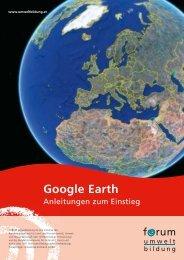 Anleitung (Downloadversion) - Forum Umweltbildung