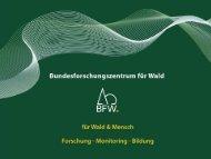 Invasive Pathogene an Gehölzen in Österreich – aktuelle Situation