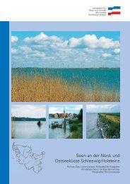 Seen an der Nord- und Ostseeküste Schleswig-Holsteins