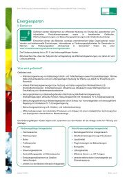 Energiesparen - Kommunalkredit Public Consulting
