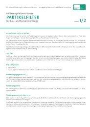 PARTIKELFILTER - Kommunalkredit Public Consulting