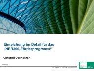 Präsentation Oberleitner - Kommunalkredit Public Consulting