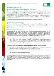 Detailinfo zur Ermittlung des Förderungssatzes - Kommunalkredit ...