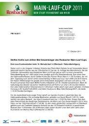 Steffen Kothe zum dritten Mal Gesamtsieger des Rosbacher Main-Lauf ...