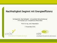 Simulation zur Planung und Steigerung der Energieeffizienz ...