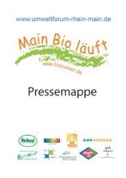 Unser Spitzenläufer - Umweltforum Rhein-Main
