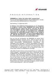 presseinformation - Umweltforum Rhein-Main