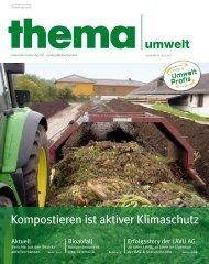 Thema Umwelt 3. Ausgabe 06-2007 - Umweltprofis