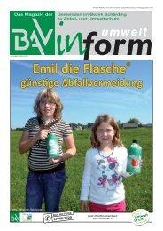 Emil die Flasche® - Umweltprofis