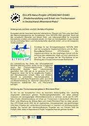 Deutsch (PDF 3MB) - Stiftung Natur und Umwelt Rheinland-Pfalz