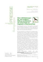 120816 PMWoistMilan+Poster - Stiftung Natur und Umwelt ...