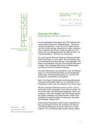 Mainz, den 30.05.12 - Stiftung Natur und Umwelt Rheinland-Pfalz