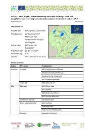 PDF der Umweltstiftung - Stiftung Natur und Umwelt Rheinland-Pfalz