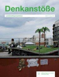 Denkanstöße - Stiftung Natur und Umwelt Rheinland-Pfalz