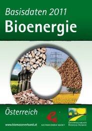 Basisdaten 2011 - Österreichischer Biomasse-Verband