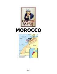 MOROCCO - Umzug.com