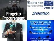 Presentazione standard di PowerPoint - Unindustria