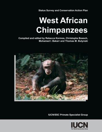 West African Chimpanzees - IUCN