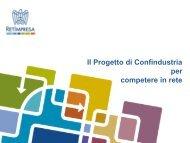 D'Alvia - Il progetto di Confindustria per competere in rete - Unindustria