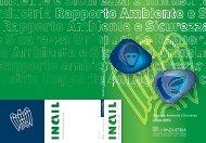 Rapporto Ambiente Sicurezza anno 2010 - Unindustria
