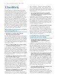 Millenniums-Entwicklungsziele Bericht 2013 - Seite 6