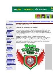 Stadionwelt-Fans - SC Fortuna Köln