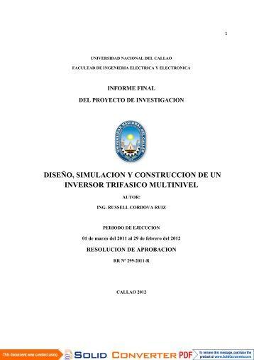 IF_CORDOVA RUIZ_FIEE.pdf - Universidad Nacional del Callao.