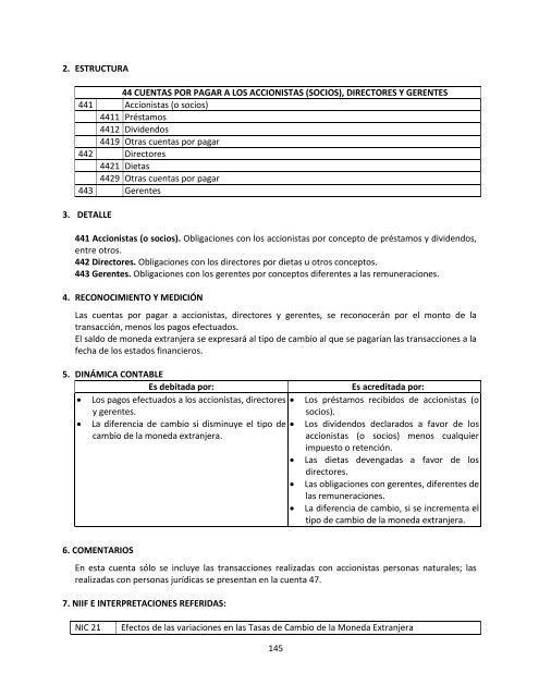 2 Estructura 44 Cuentas