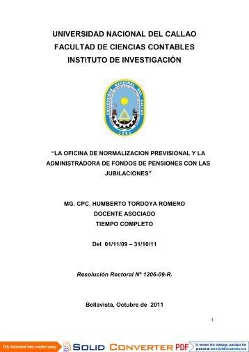 IF_TORDOYA ROMERO_FCC.pdf - Universidad Nacional del Callao.