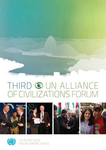 Forum report - United Nations Alliance of Civilizations (UNAOC)