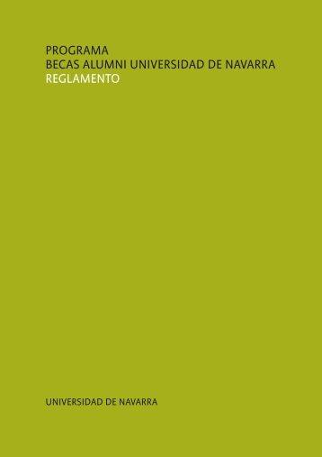 reglamento 11-12.fh11 - Universidad de Navarra