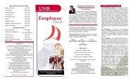 Employee - University of New Brunswick