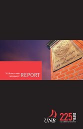 2010 trust and endowment REPORT
