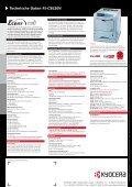 Technische Daten FS-C5020N - Seite 2