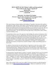 link to Spring 2006 syllabus