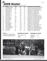 5 - UNC Asheville Athletics