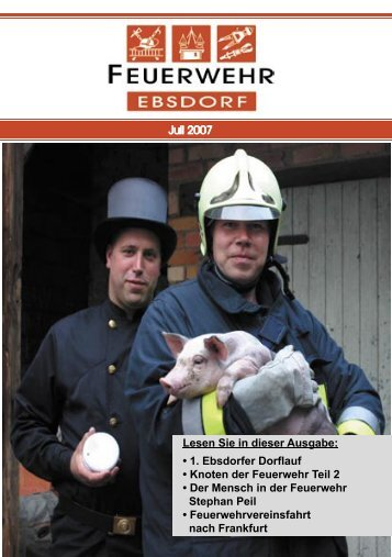 Ausgabe Juli 2007